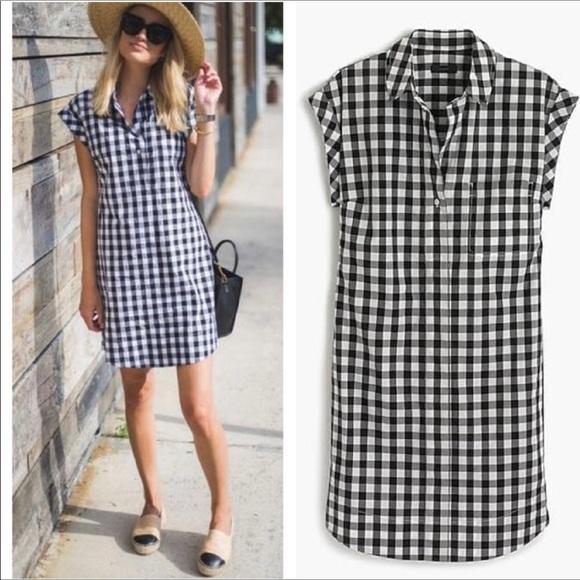 1ab1f3d8a16 J. Crew Dresses   Skirts - J. Crew Classic Short-sleeve Shirtdress in